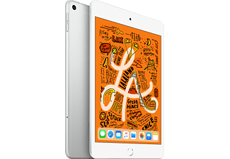 APPLE iPad Mini (2019) Wifi/4G -  64GB - Zilver