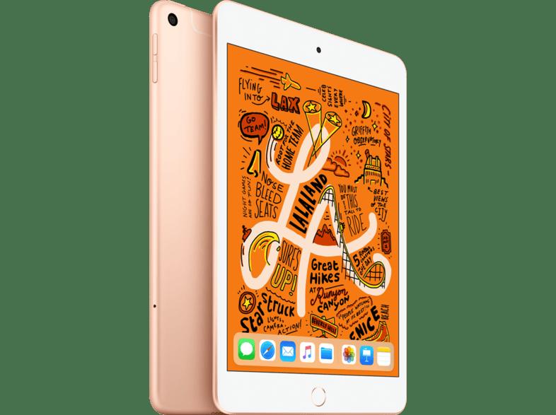 Apple Ipad Mini 2019 Wifi 4g 64gb Goud Kopen Mediamarkt