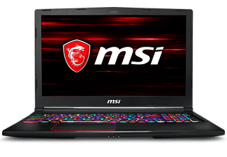"MSI GE63 Raider RGB (8SG-020NE) - 15.6"" Gaming Laptop"