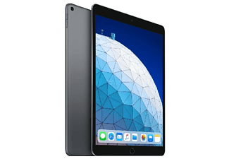 "Apple iPad Air (3ª gen.), 64 GB, Gris espacial, WiFi, 10.5"" Retina, 2 GB RAM, Chip A12 Bionic, iOS"