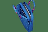 SAMSONITE UPTOWN VIBES Notebooktasche, Umhängetasche, 15.6 Zoll, Blau/Pink