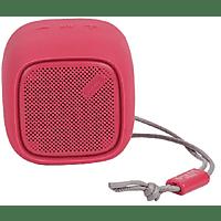 Altavoz inalámbrico - Vieta Pro Hubbie, Bluetooth, Micro USB, Radio, IPX4, Rosa fucsia