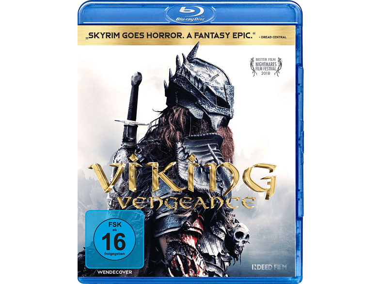Viking Vengeance [Blu-ray]