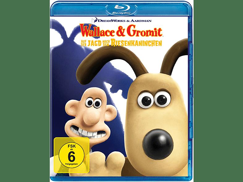 Wallace & Gromit - Auf der Jagd nach dem Riesenkaninchen [Blu-ray]