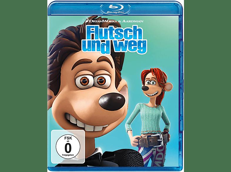 Flutsch und weg [Blu-ray]