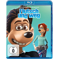 Flutsch und weg Blu-ray