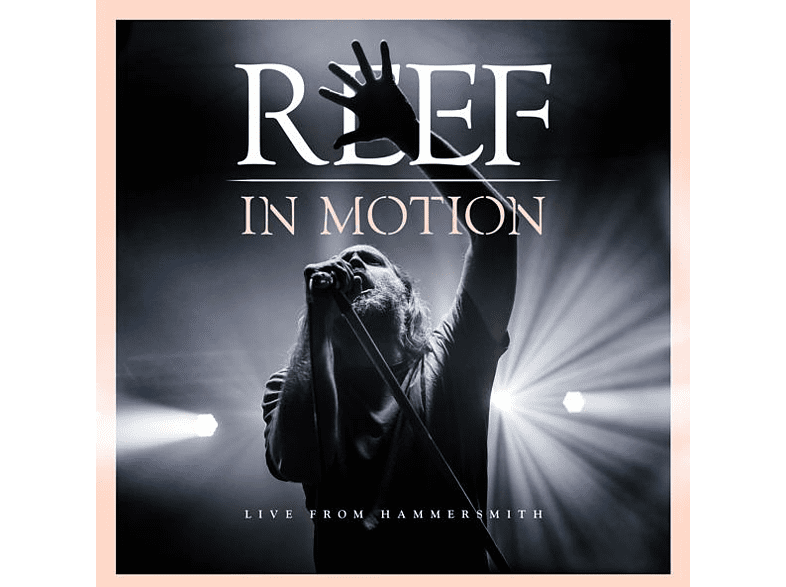 Reef - In Motion (Live From Hammersmith) [LP + DVD Video]