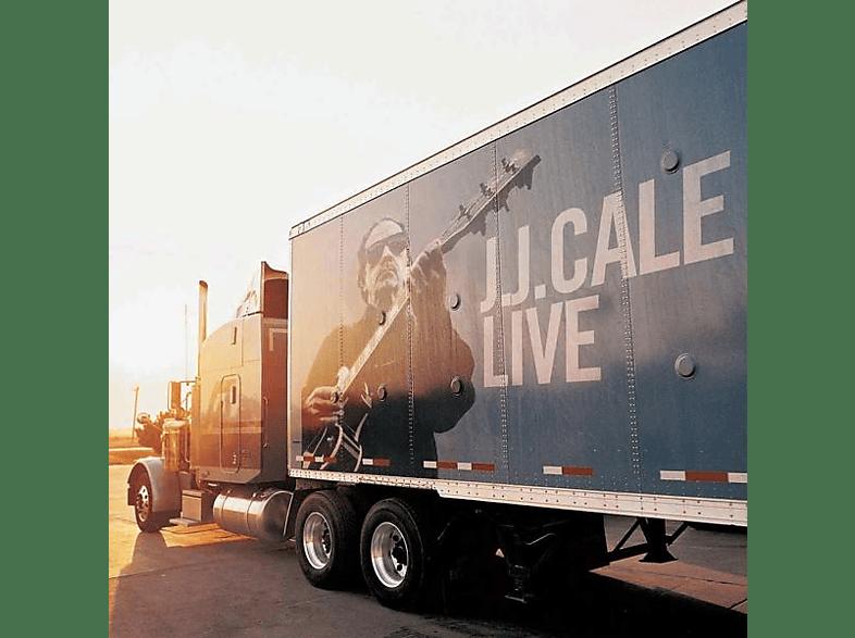 J.J. Cale - Live [CD]
