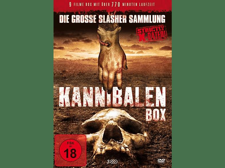 Kannibalen Box [DVD]