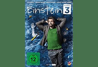 Einstein-Staffel 3 DVD
