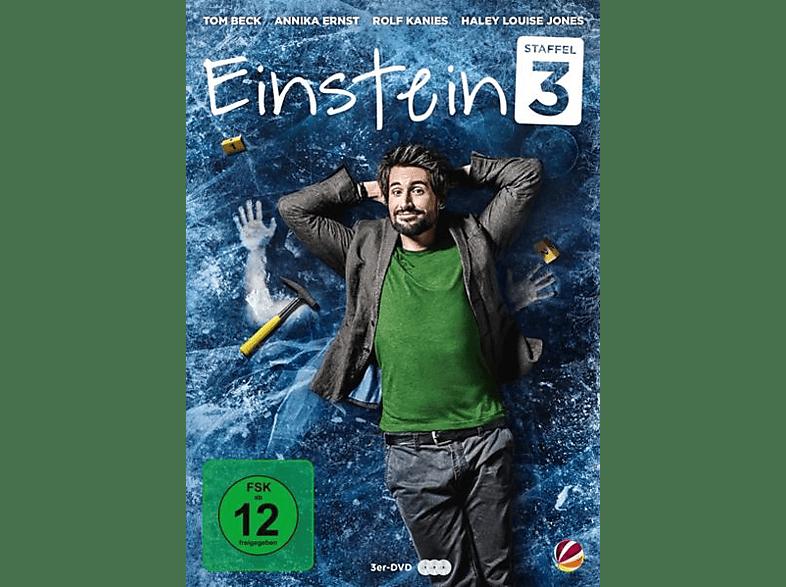 Einstein-Staffel 3 [DVD]