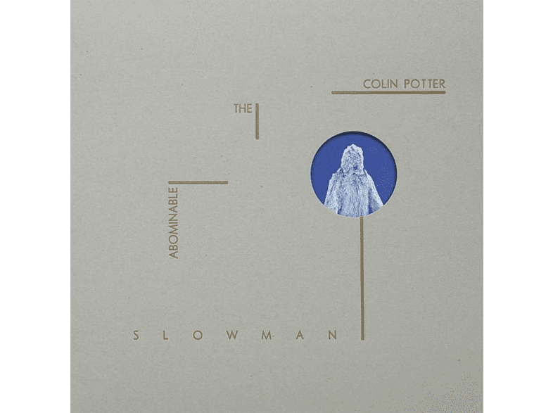 Colin Potter - The Abominable Slowman [Vinyl]