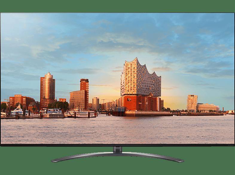 LG 75SM8610PLA NanoCell TV Smart TV (Flat, 75 Zoll/189 cm, UHD 4K, SMART TV, webOS 4.5 (AI ThinQ))