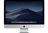 APPLE iMac MRR12D/A-151127 mit internationaler Tastatur, All-In-One PC mit 27 Zoll Display, Core i9 Prozessor, 8 GB RAM, 512 GB SSD, Radeon™ Pro Vega 48, Silber