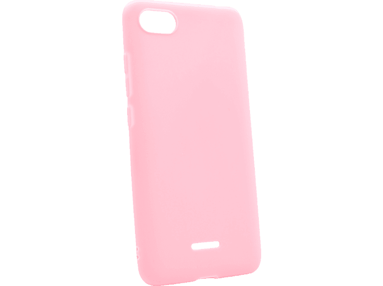 AGM 27851 Backcover Xiaomi Redmi 6A Thermoplastisches Polyurethan Pink