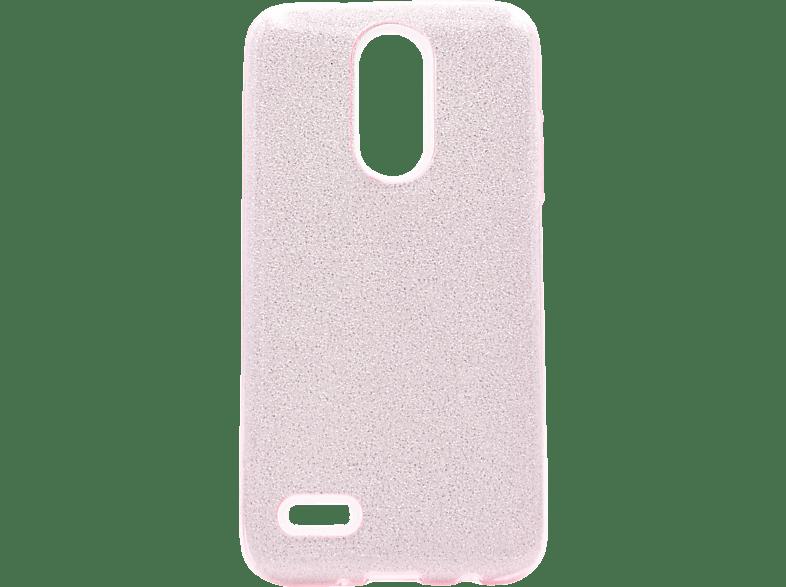 AGM 27720 Backcover LG K9 Polycarbonat Pink