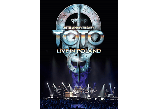 Toto - 35th Anniversary Tour Live In Poland DVD