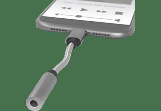 TERRATEC CONNECT C50 , USB Adapter, Grau