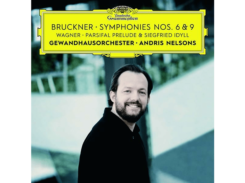 Andris Nelsons - Bruckner Sinfonien 6 & 9 [CD]