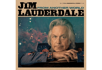 Jim Lauderdale - From Another World  - (CD)