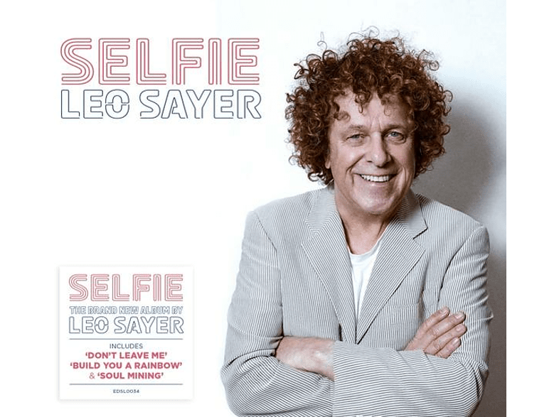Leo Sayer - Selfie (Digipak) [CD]
