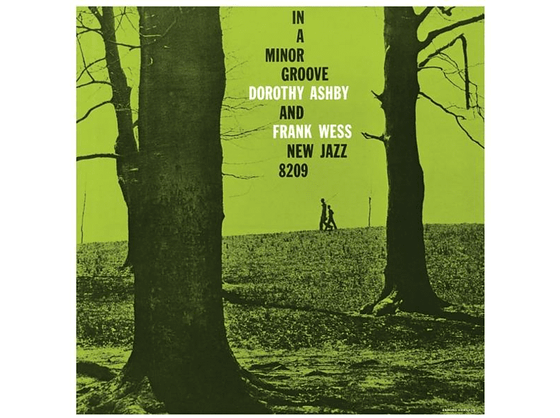 Dorothy Ashby, Frank Wess - In a minor Groove [Vinyl]