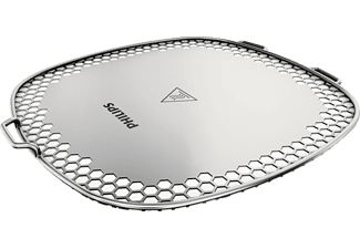 PHILIPS HD 9930/00  Snack Kit Grau/Grün