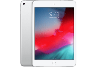 "APPLE iPad mini 7.9"" 64 GB Wi-Fi Silver Edition 2019 (MUQX2NF/A)"