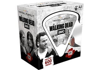 WINNING MOVES Trivial Pursuit - The Walking Dead Gesellschaftsspiel, Mehrfarbig
