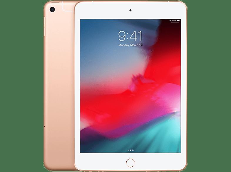 APPLE iPad mini 7.9″ 64 GB Wi-Fi + Cellular Gold Edition 2019 (MUX72NF/A)