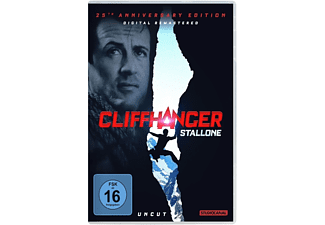 Cliffhanger-25th Anniversary Edition DVD
