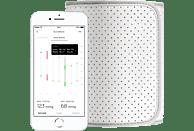 NOKIA BPM, Blutdruckmessgerät, Apple, iPhone 4S und neuere Generationen, iPod Touch der 5. Generation und neuere Generationen, iPad der 3. Generation und neuere Generationen, Weiß