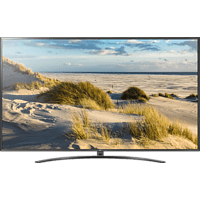 LG 75UM7600PLB UHD TV Smart TV (Flat, 75 Zoll/189 cm, UHD 4K, SMART TV, webOS 4.5 (AI ThinQ))