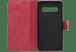 V-DESIGN V-2-1 292, Bookcover, Samsung, Galaxy S10, Rot