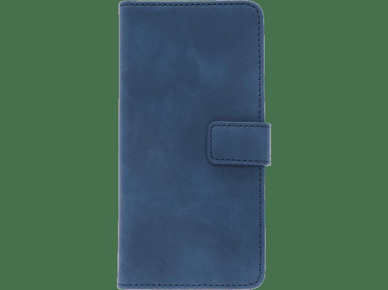 V-DESIGN BV 539 , Bookcover, Samsung, Galaxy S10, Kunstleder, Blau