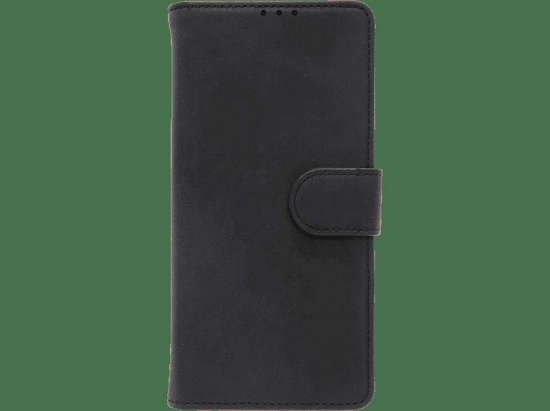 V-DESIGN V-2-1 305 , Bookcover, Samsung, Galaxy S10+, Kunstleder, Schwarz