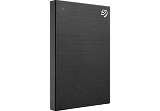 SEAGATE Backup Plus Slim Festplatte, 1 TB HDD, 2,5 Zoll, extern, Schwarz