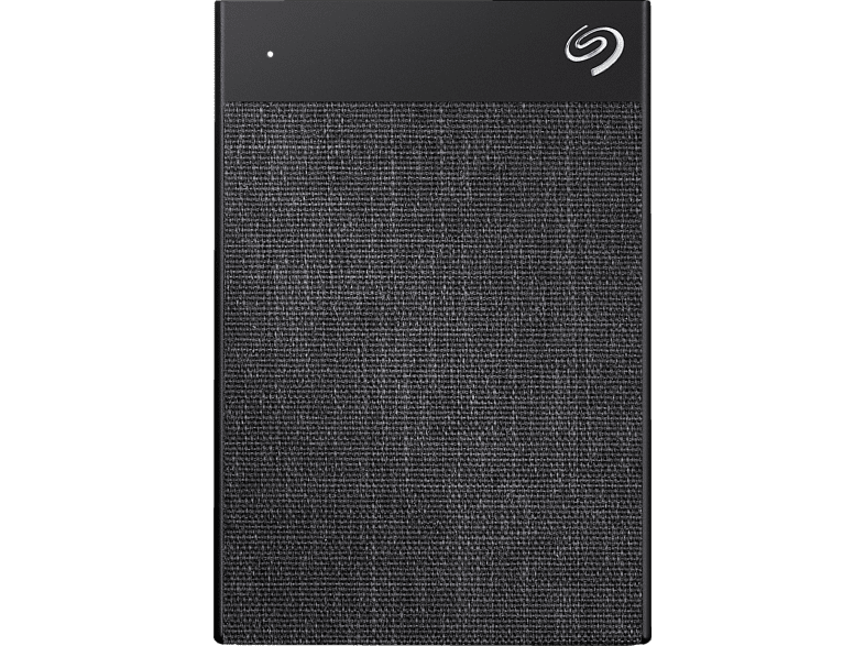 SEAGATE Backup Plus Ultra Touch, 1 TB HDD, 2,5 Zoll, extern, Schwarz