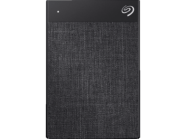 SEAGATE STHH2000400 BACKUP PLUS ULTRA TOUCH 2TB, 2 TB HDD, 2.5 Zoll, extern