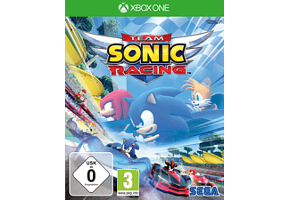 Team Sonic Racing - [Xbox One]