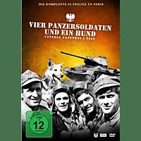 Vier Panzersoldaten Und Ein Hund [DVD]