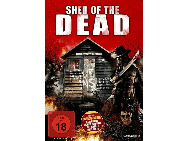 Shed of the Dead (uncut) [DVD]