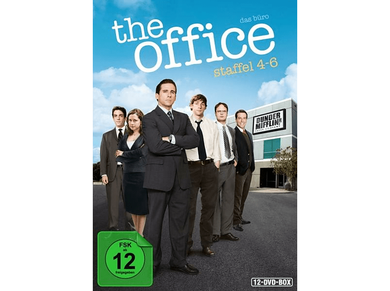 The Office (US)-Das Buero-Staff [DVD]