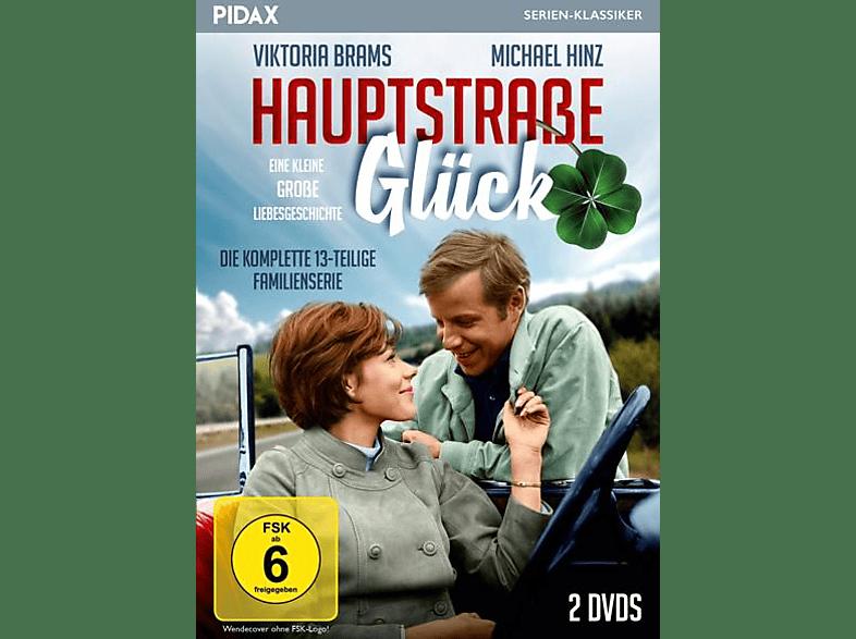 HAUPTSTRASSE GLÜCK-EINE KLEINE GROSSE LIEBESGESCHI [DVD]