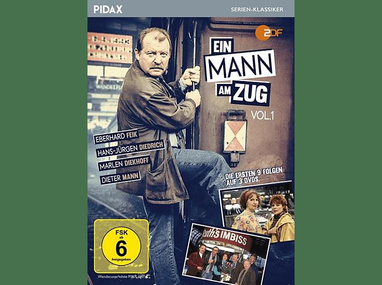 Ein Mann am Zug,Vol.1 [DVD]