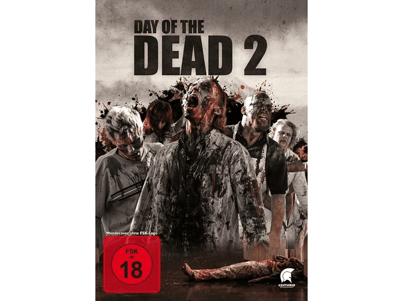 Day of the Dead 2: Contagium [DVD]