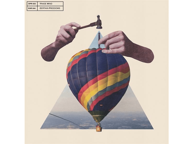 Trade Wind - Certain Freedoms [CD]