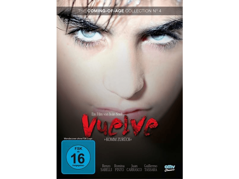 Vuelve-Komm zurück! (The Coming-Of Age Collection 4) [DVD]
