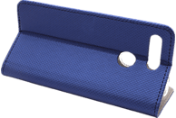AGM 27865 Bookcover Honor View 20 Obermaterial Kunstleder, Thermoplastisches Polyurethan, Kunststoff Marineblau