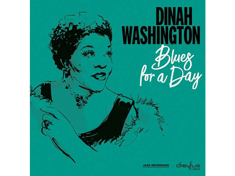 Dinah Washington - Blues for a Day [Vinyl]